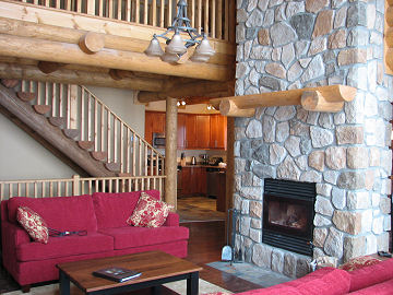 Log Post and Beam Home