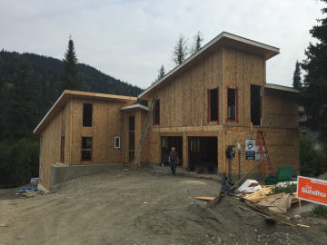 SIP Home Timber and Millwork Components Sun Peaks BC