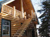Exterior_Log_Stairs