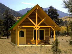Structural insulated panels specialty wood log homes for Sips cabin