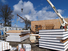 Structural Insulated Panels — SIPs